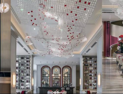 Top 5 of the Best Modern Hotel Furniture Design Trend in 2021
